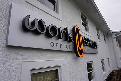 workSPACE exterior
